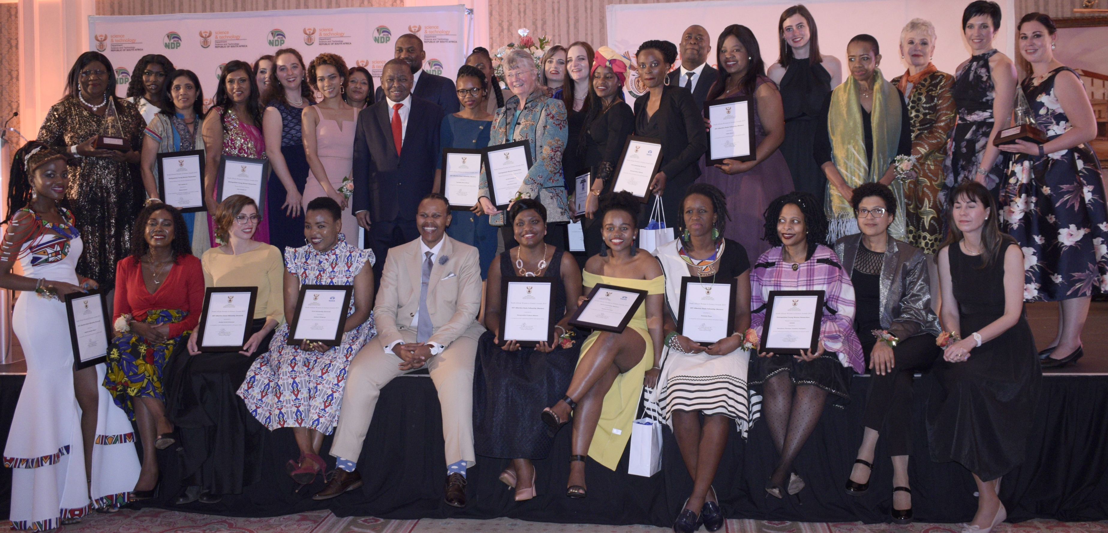 South African Women in Science Awards 2019